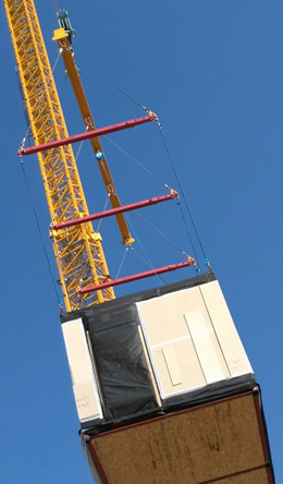 20 tonne multipoint lifting rig