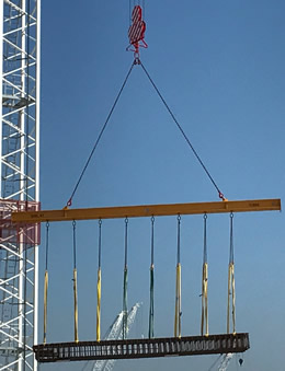 8 Tonne Multipoint Lifting Beam